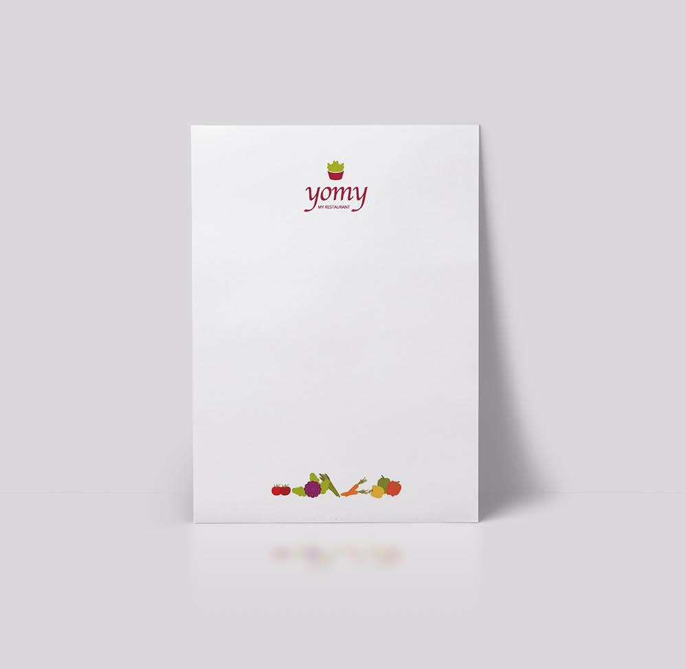 Paula Alenda - Diseño e Ilustración - Yomy