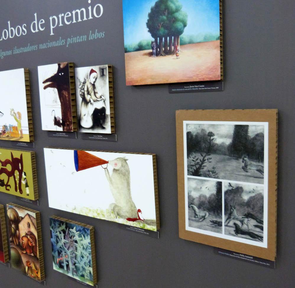 Paula Alenda - Literatura - Exposiciones