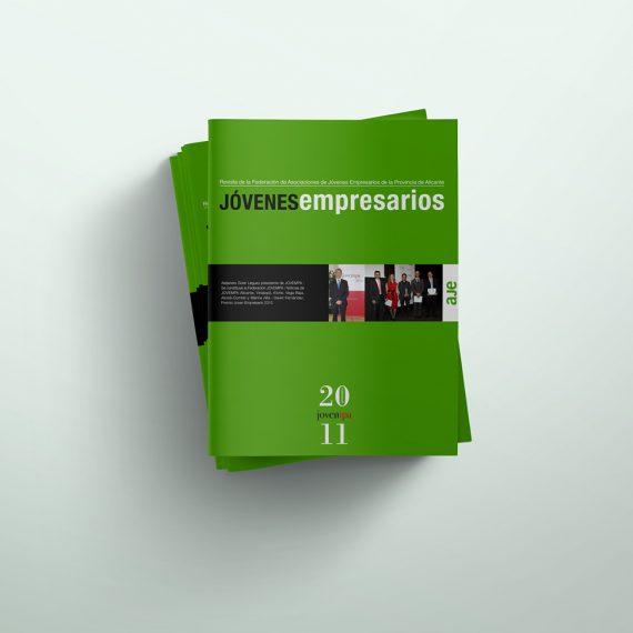 Paula Alenda - Diseño e Ilustración - Revista Jovempa