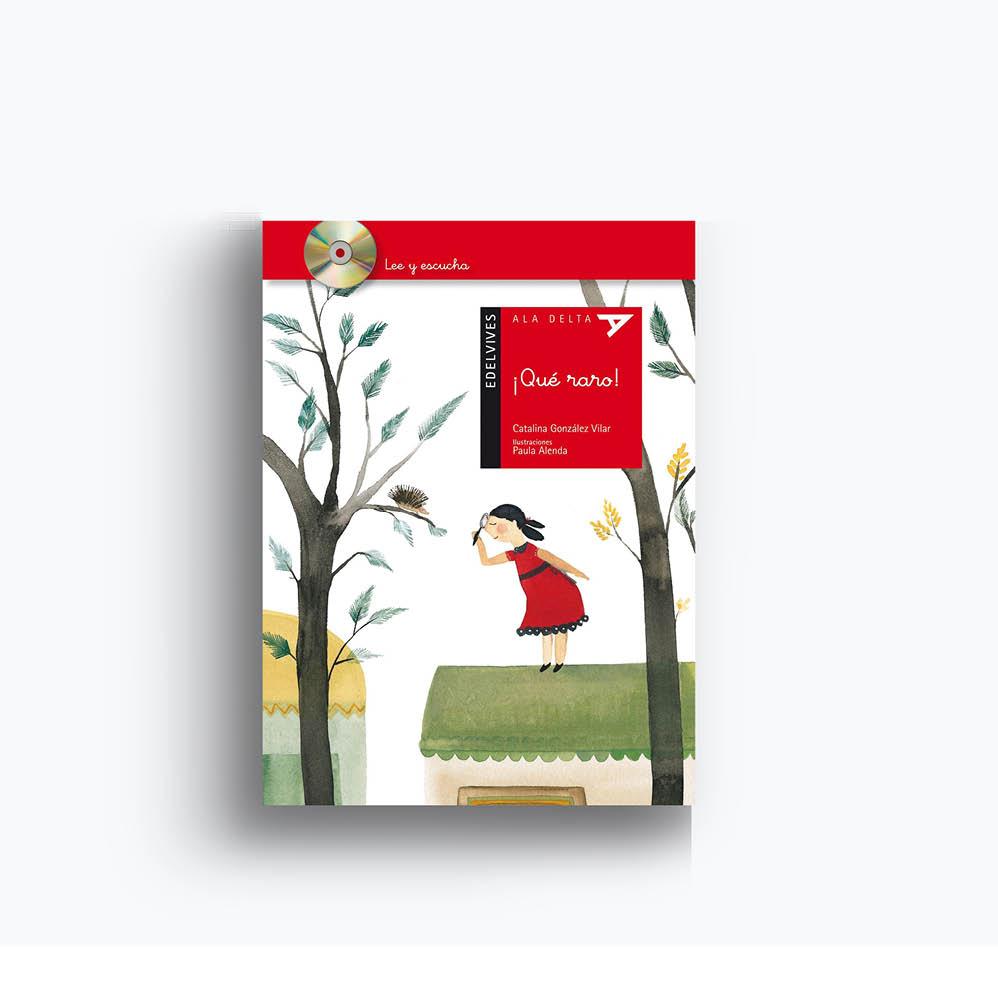 paula alenda libros ilustrados que raro