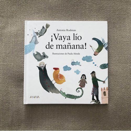album ilustrado paula alenda